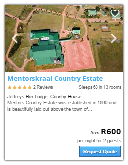 Jeffreys Bay Accommodation1