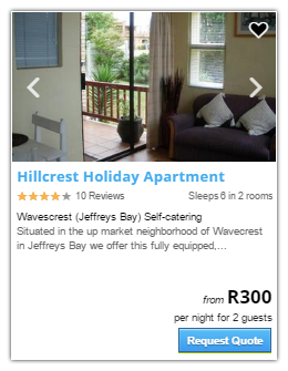 Jeffreys Bay Accommodation2